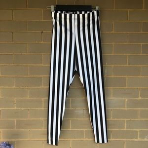 Blackmilk Striped Leggings